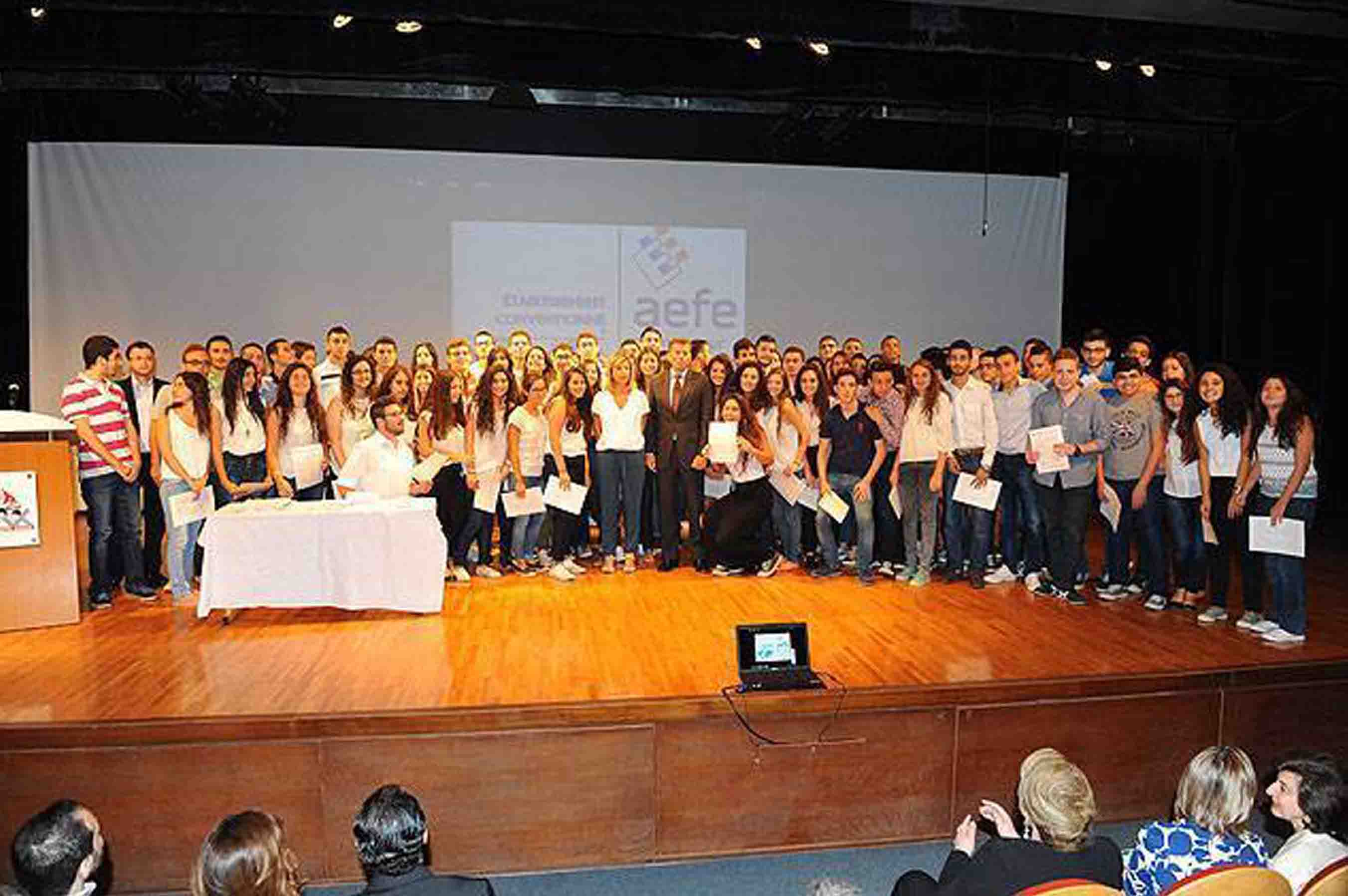 Cambridge esol certification rafic hariri foundation the lyce abdul kader celebrated on september 24 2014 the cambridge esol certification of 330 students from grades 5 9 and 12 1betcityfo Images